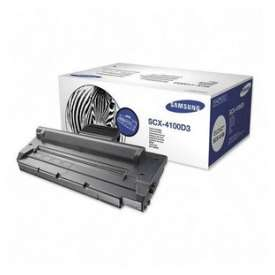 Original Samsung SCX-4100D3 toner cartridge - black